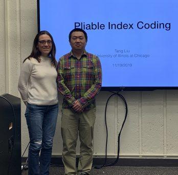 Tang Liu's PhD thesis defense. Nov 19, 2019